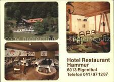 11696468 Eigenthal Hotel Restaurant Hammer Eigenthal