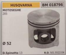 501552294 PISTONE COMPLETO MOTOSEGA HUSQVARNA 285 Ø 52