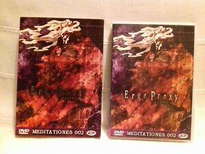 DVD Ergo proxy - Volume 2 manga meditationes 002 5 épisodes en VF 5.1 et VOSTF