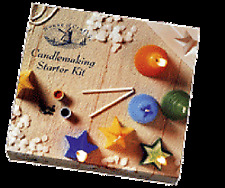 CANDLE MAKING STARTER KIT HOUSE OF CRAFTS GIFT SET WAX MOULDS DYE INSTRUCTIONS