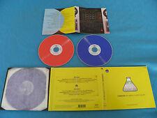 Marcello & Pete Heller - Chemistry Y2K#2 - RARE IMPORT 2xCD LISTEN Tech-House