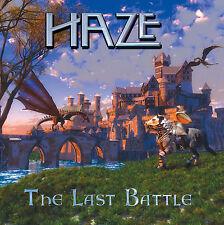 Haze The Last Battle brand new prog-rock CD