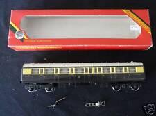 H376 HORNBY HO TRAIN WAGON R429 GWR COACH 57 COMPOSITE