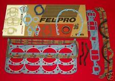 New sb sbc Chevy 400 Fel Pro Overhaul Gasket Set KS2614 / 260-1016