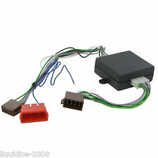 CT51-AR01 ALFA ROMEO 147 2000 ONWARDS FRONT REAR AMPLIFIED BOSE HARNESS ADAPTOR