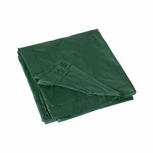STANSPORT  6X8  Light Duty Green Waterproof Vinyl Tarp Multi Purpose Camping NEW