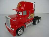 Disney Cars Mack LARGE 11 Inch Toy Semi Truck - EXCELLENT CONDITION