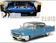 Greenlight 1:18 Elvis Presley's 1955 Cadillac Fleetwood Series 60 Special Blue