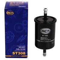 SCT Germany Kraftstofffilter ST308 Benzinfilter Citröen BMW Opel VW Fiat