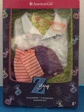 American Girl Z Yang's Accessories New in Box