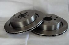 Discovery 3, Discovery 4, Range Rover Sport Rear Brake Discs Bearmach SDB000646