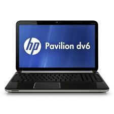 """HP Pavilion DV6-6C04ea, AMD A6 343MX, 6GB, 750GB HDD, Windows 7, 15.6"""" Laptop"""