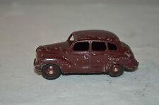 Dinky Toys 152 Austin Devon in maroon in good plus all orginal condition