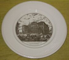 Wedgewood China 10½ Plate The Barberini Palace Scenes Italy Piranesi Plate #Dh19