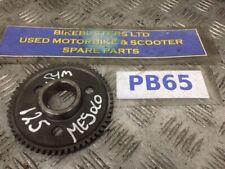 sym megalo 125 starter gear ring