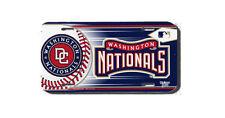 Washington Nationals License Plate