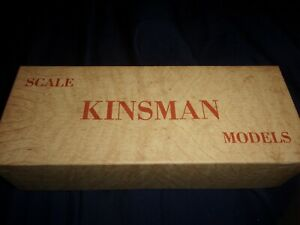 S Scale Kinsman Pabst Beer Boxcar kit in original box.