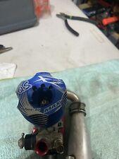 O.S. Nitro Xz Max Ver.Ii. racing Engine .21 , Buggy 1/8 Rc Buggy .