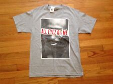 "Bravado ""All Eyes On Me"" Tupac Shakur T-shirt Men's Size M NWT"