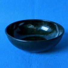 Hand Made Original 1945 Bakelite 13cm scale pan/bowl in green