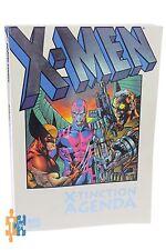 X-Men X-Tinction Agenda Marvel September 1992 TPB Graphic Novel 1st Printing