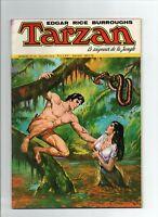 TARZAN le seigneur de la jungle n°44. Mensuel - Sagédition 1975 NOUVELLE SÉRIE