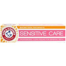 Arm & Hammer Sensitive Care Toothpaste 125g