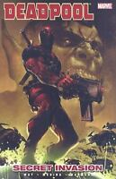 Deadpool, Vol. 1: Secret Invasion , Daniel Way