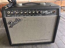 Fender Super Champ Xd Guitar Tube Amp Combo #1