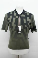 RAPHA RACING Men/'s Khaki Green Flyweight Jersey II Aero Block Size L BNWT