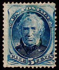 United States Scott 179 (1875) Used F-G, Cv $25.00 C