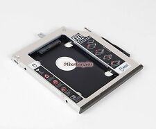 Us 9.5Mm 2nd Hdd Caddy Adapter For Lenovo Thinkpad T440p T540 W540 optical bay
