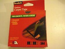 (0803.) Outdoor Carpet Tape 3M 62663