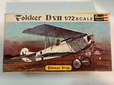 Kit Revell H-632 fokker D VII 1/72 SCALE