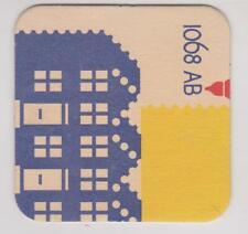 Bierdeckel / Beercoaster / Bierviltje Postcode 1977 1-6