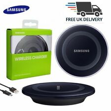 Samsung Galaxy S7 S6+ S7 Edge QI Wireless Charger Charging Pad Plate UK