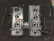 New OEM Infiniti VK45DE Valve Covers and Valve Cover Gaskets