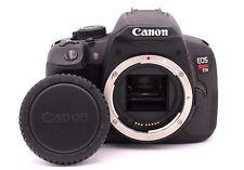 Canon EOS Rebel T5i / eos 700D 18.0 MP Digital SLR Camera - Shutter Count: 125