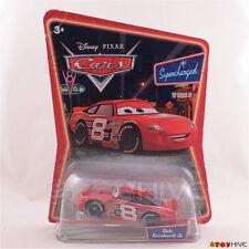 Disney Pixar Cars Dale Earnhardt Jr. #8 Supercharged series - worn packaging