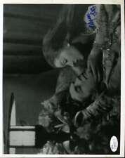 MYRNA LOY CHARLES STARRETT Hand Signed JSA COA 8x10 Photo Autograph Authentic