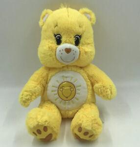 """Build a Bear Care Bears 17"""" Funshine Bear Sunshine Yellow Plush Stuffed BABW 8"""