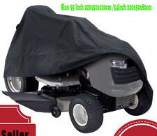 "Heavy Duty Riding Mower Lawn Tractor Cover 54"" Deck Husqvarna UV/Rain/Dirt LY"
