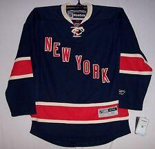 New York Rangers Reebok 7185 Premier 3rd Navy Jersey Medium