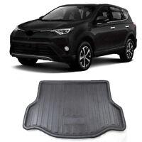 For Toyota RAV4 2013-2017 Car Rear Trunk Mat Boot Cargo Tray Floor Mat Protector
