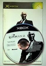 HITMAN 2 SILENT ASSASSIN, XBOX GAME. Microsoft