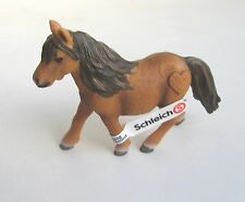 SCHLEICH FARM LIFE HORSE 13750 - SHETLAND PONY MARE - NEW WITH TAGS!!