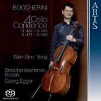 uigi Boccherini - Boccherini: 4 Cello Concertos [CD]