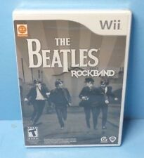 The Beatles: Rock Band (Nintendo Wii, 2009), Game only BRAND NEW FACTORY SEALED