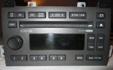 2003-2011 LINCOLN TOWN CAR RADIO CD PLAYER CD6 SOUNDMARK OEM 6W1T-18C815-CA