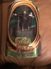 Lord of the Rings LOTR Fellowship of the Ring Frodo Figure Toybiz Sword Attack